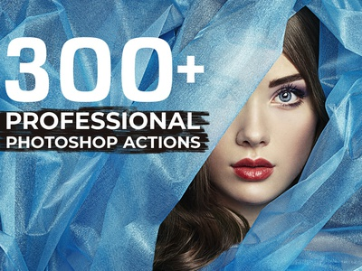 380+ Best Free Professional Photoshop Actions