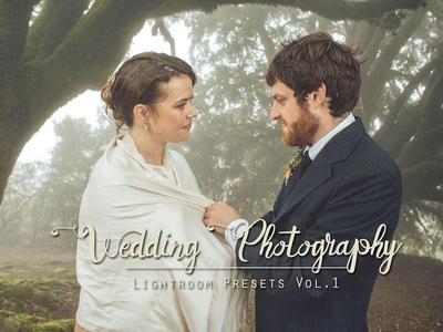 100 Wedding Photography Presets Vol.12