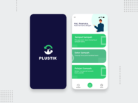 Waste Managament Apps - Plustik