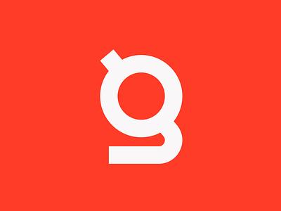 g / globe globe monogram branding logo brand identity creative design dan fleming