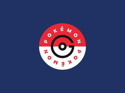 Pokemon Go Badge logo design badge design pokemon go design creative dan fleming