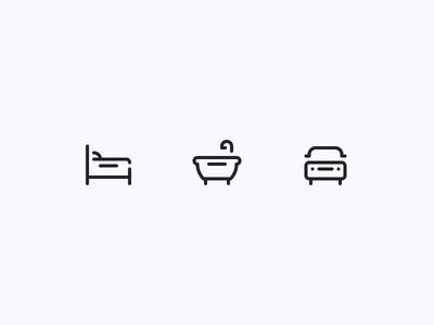 Luxury Homes | Icons 01