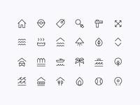 Luxury Homes | Icons 02