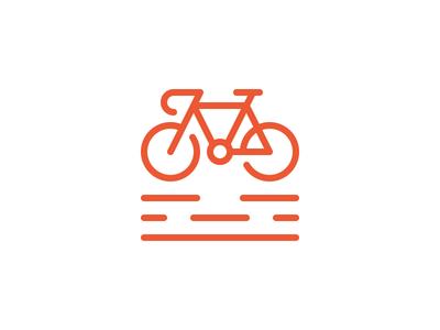 Biking Icon summer camp icon biking design dan fleming creative activities