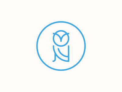 Owl Symbol – Concept Two
