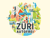 Zurich carfree