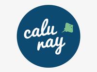 Calu Ray Logoentwicklung