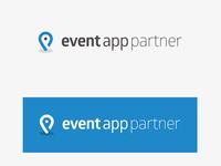 Event App Partner Logoentwicklung