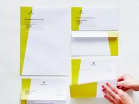 Moving Walls Briefpapier, Umschläge