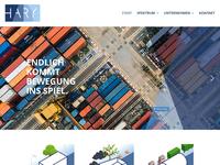 Hary Ag Webseite