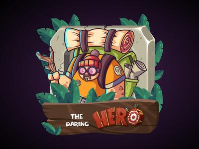 The Daring Hero