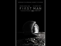 First Man | Movie Poster