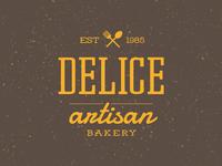 Delice Artisan Bakery Logo