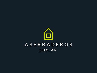 Aserraderos Mdigital branding design logo