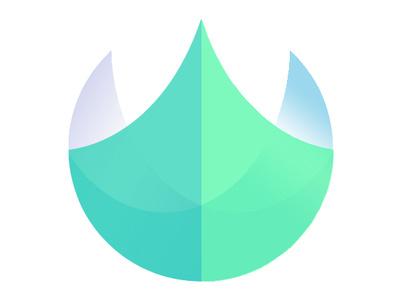 Fountech Isologo branding design agency logo