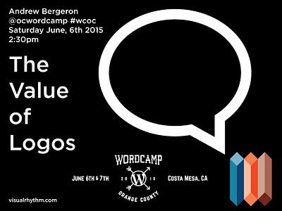 Speaking at WordCamp Orange County on June 6th! wcoc orange county logos wordcamp wordpress