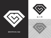 gm logo design