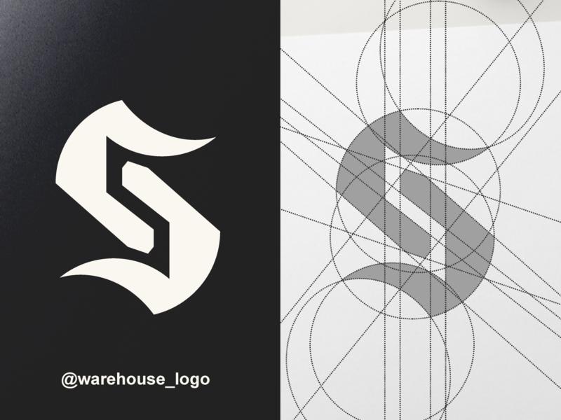 letter s logo idea