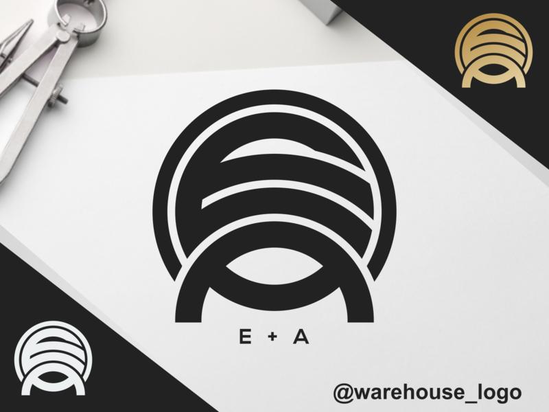 ea logo design
