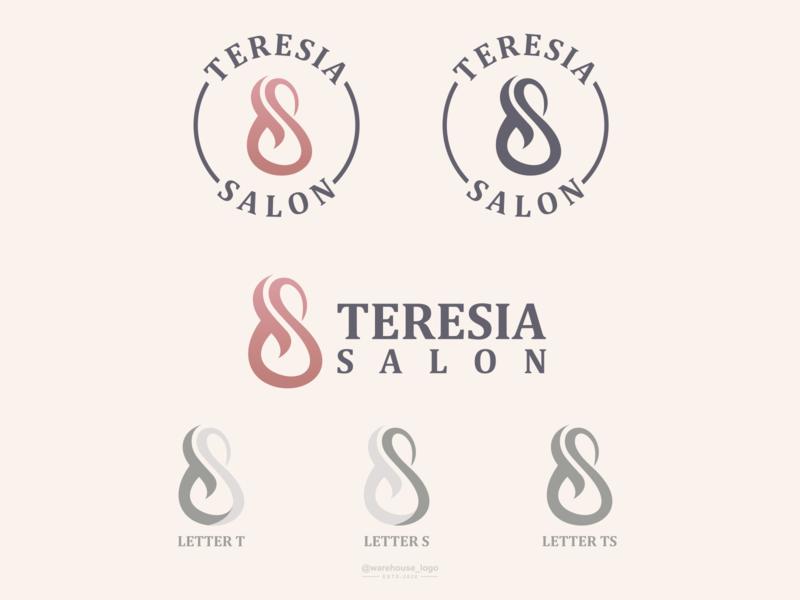 ts logo symbol brand identity clothing salon beauty s t st ts abstract illustration font initials identity icon designispiration graphicdesigner design brandmark branding