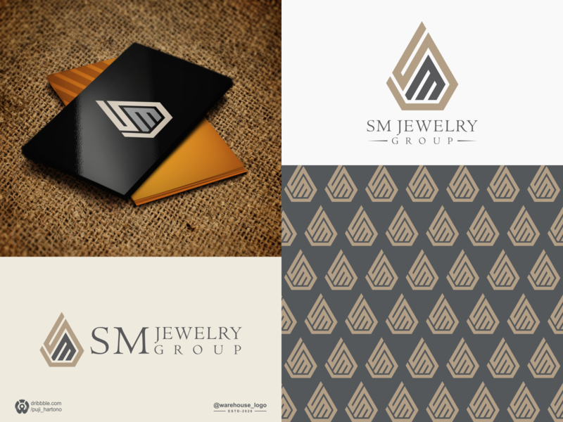 sm monogram logo inspiration clothing company brand identity vector logo m s sm monogram abstract illustration font initials identity icon designispiration graphicdesigner design brandmark branding
