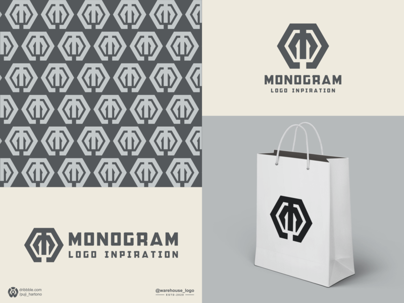 MM MONOGRAM LOGO INSPIRATION logo fashion logotype logoinspiration branding design clothing company brand identity awesome monogram abstract illustration initials identity icon designispiration graphicdesigner design brandmark branding