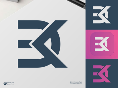 ek monogram logo template brand identity awesome company logotype monogram k e ke ek logo illustration font initials identity icon designispiration graphicdesigner design brandmark branding