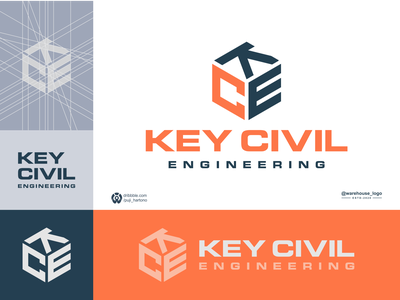kce monogram logo template clothing company logoinspiration brand identity logo monogram e c k kce illustration font initials identity icon designispiration graphicdesigner design brandmark branding