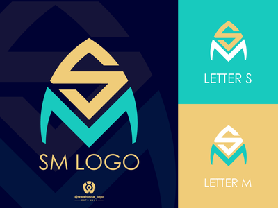 sm monogram logo inspiration fashion awesome monogram logo m s sm brand identity monogram logo abstract illustration font initials icon identity graphicdesigner designispiration design brandmark branding