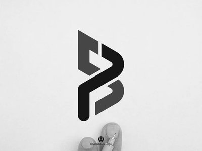 ps monogram logo pattern logotype logoinspiration company illustrations branding design logo monogram photoshop ps illustration font initials icon identity graphicdesigner designispiration design brandmark branding