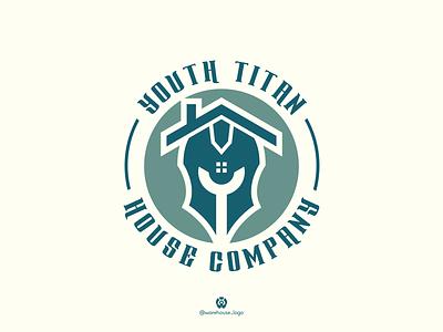titan realestate logo design typography y logo monogram logos contruction house type realestate titan logo font initials icon identity graphicdesigner illustration designispiration design brandmark branding