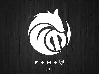 F + M + FOX . logo design template logoawesome logoinspirations logotemplate logodesign animals fox brandidentity monogram fm logos ui logo illustration icon identity graphicdesigner designispiration design brandmark branding