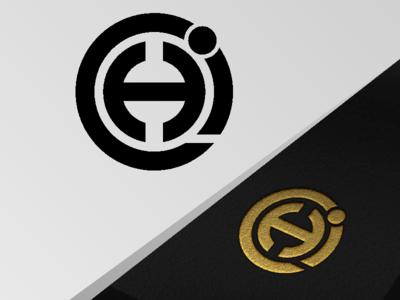 chi monogram logo