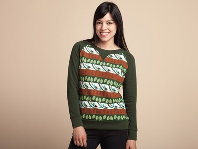 nature sweater