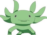 Land Axolotl
