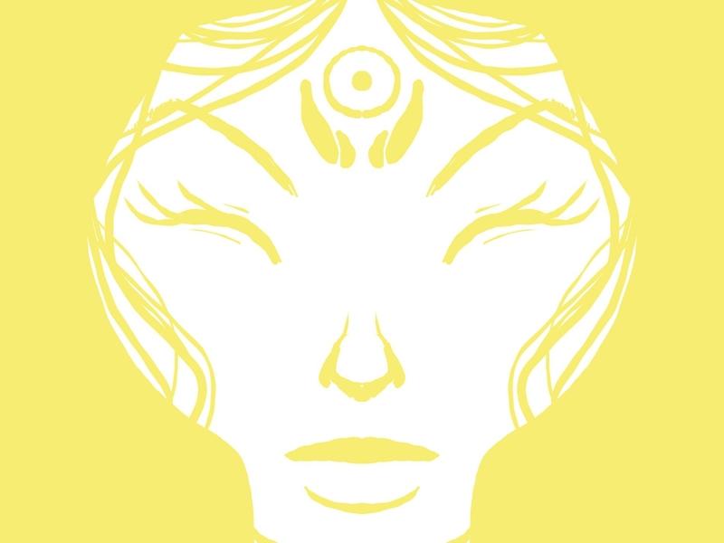Hearth Spirit - Yellow Ray illustration concept art character design digital illustration ilustración ilustración digital yellow ray