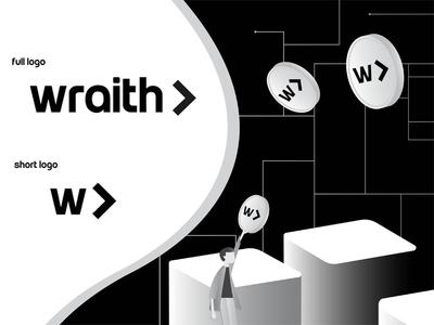 wraith cryptocurrency logo