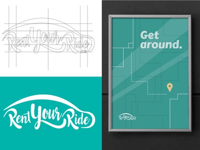 Rent Your Ride Logo