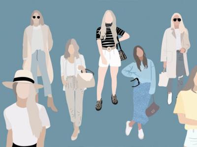 Vector Illustration by Simply Whyte Design minimal vector graphic design digital art illustration