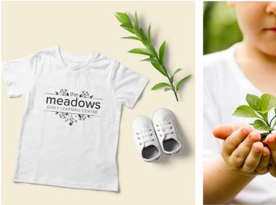 Logo Design for The Meadows by Simply Whyte Design branding logo graphic design design