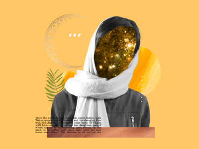 Digital collage created for @thedreamworkcollective