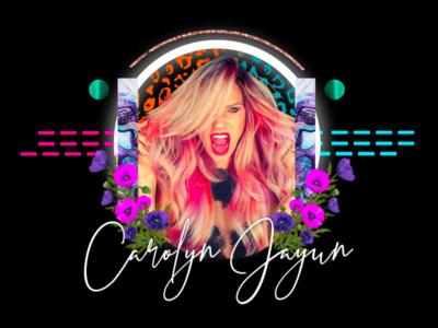 Digital collage created for @carolynjayun
