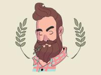 Illustration 🚀 Lumberjack Day Off