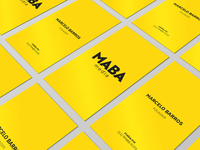 MABA Media Business Card