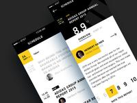 Adidas app concept