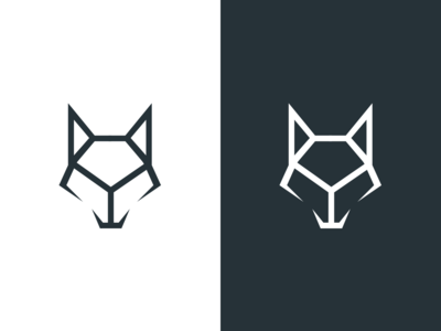 Logo exploration for Wolf