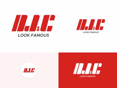 DJ&C redesign concept logo