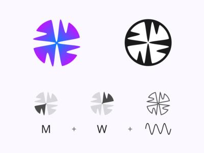 Record Label Logo Concept