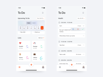 To-Do App UI