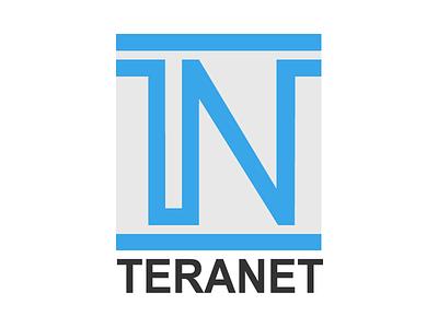 Teranet computing it technology modern welogodesigner digital logo